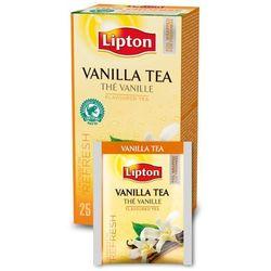 Herbata Lipton Vanilla 25 kopert foliowych z kategorii Ziołowa herbata