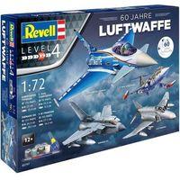 Zestaw upominkowy 60 Jahre Luftwafe - Revell, JPRVLL0CN042691 (6122559)