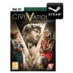 Cenega Civilization v: bogowie i królowie - klucz