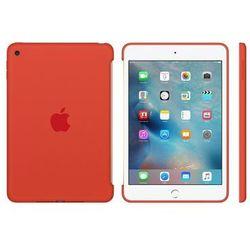 Silikonowe etui do iPada mini 4 - pomarańczowe MKLD42M/A - oferta (75c7dda61fc3a793)