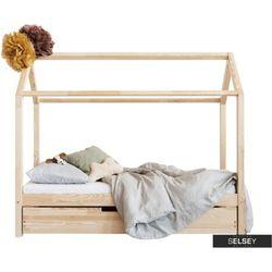 Selsey łóżko kariana domek dziecięcy z drewna