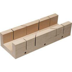 Skrzynka uciosowa TOPEX 10A803 drewniana 300 x 65 x 60 mm (5902062100412)