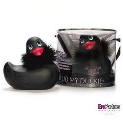 Kaczuszka do kąpieli - Duckie Paris Black, kup u jednego z partnerów