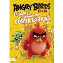 Angry Birds Film. Bazgrołki, ciekawostki i dobra zabawa (24 str.)