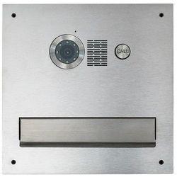 Competition/vidos S551-sk skrzynka na listy z wideodomofonem vidos