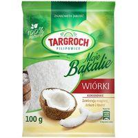 100g wiórki kokosowe marki Targroch