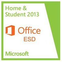 Microsoft  office home & students esd 2013 32/64bit pl nowy