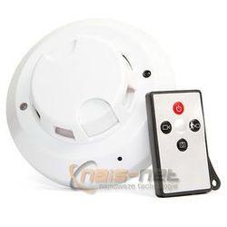 Czujnik dymu KA2 ukryta mini kamera szpiegowska (detekcja ruchu) z kategorii Kamerki i rejestratory video
