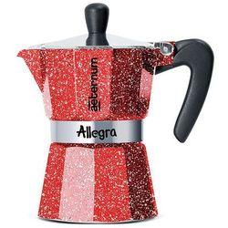 Bialetti - kawiarka aeternum allegra 150ml rubino (8006363014588)