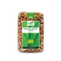 Orzeszki ziemne surowe bio 350 g - bio planet marki Bio planet - seria zielona (strączkowe)