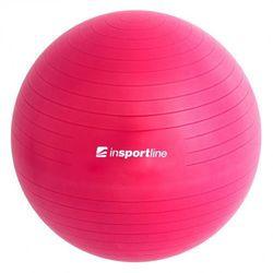 Piłka gimnastyczna  top ball 45 cm - kolor fioletowy wyprodukowany przez Insportline