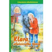 Klara, właścicielka konia