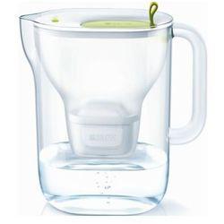 Dzbanek filtrujący style xl limonkowy+filtry maxtra (2 sztuki) darmowy transport marki Brita