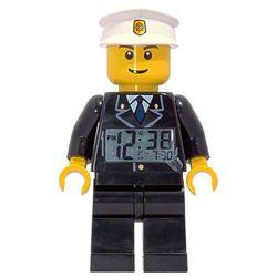 Clic time 9002274 - zegar - policjant (lego city policeman minifigure clock)