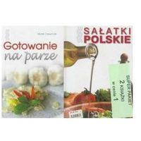 Pakiet - Sałatki polskie/Gotowanie na parze