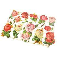 Efco Obrazki scrapooking 24x17 cm - róże v - rv