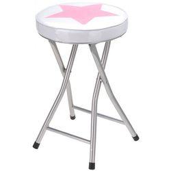 Stołek dziecięcy star, taboret, siedzisko, krzesełko marki Emako