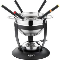 Zestaw fondue LAMART LT7031