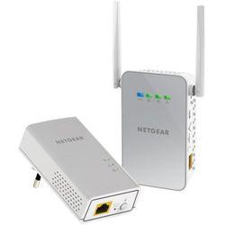 Netgear PLW1000 PowerLine LAN+WiFi AC 1000Mb/s (2 szt) - produkt z kategorii- Pozostałe artykuły hydrauliczn