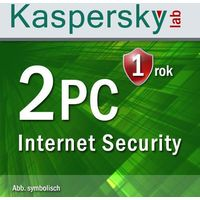 Kaspersky Lab Internet Security 2017 2 PC Win