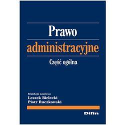 Prawo administracyjne. Część ogólna (ilość stron 360)
