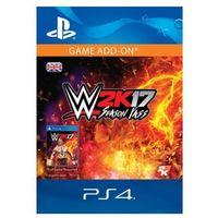WWE 2K17 - season pass [kod aktywacyjny] (0000006200101)