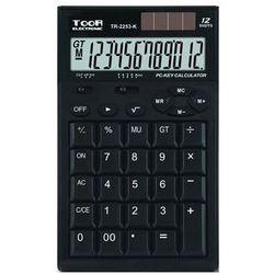 Kalkulator biurowy TOOR TR-2253K 12 pozycji