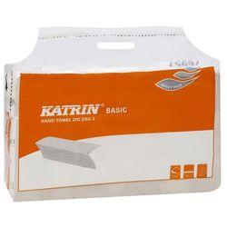 Ręcznik ZZ KATRIN basic szary 76957 op.3150 folia