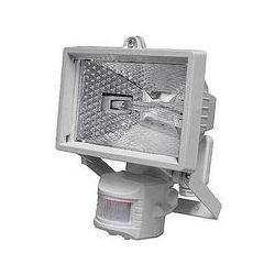 Reflektor zewnętrzny z czujnikiem ruchu T254 1xR7S-78mm/150W biały