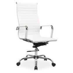 Fotel Obrotowy Q-040 Biały