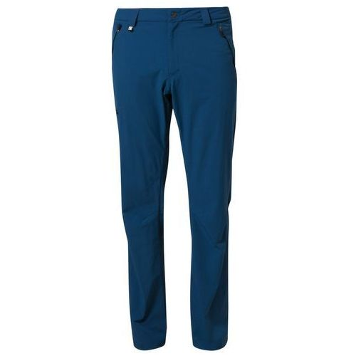 Salomon WAYFARER Spodnie materiałowe midnight blue ze sklepu Zalando.pl