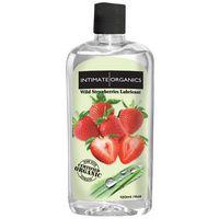 Środek nawilżający -  wild strawberries lube 120 ml truskawki marki Intimate organics