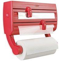 Podajnik LEIFHEIT do folii i papieru Parat F2 Czerwony, towar z kategorii: Pozostały sprzęt AGD