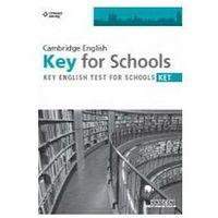 Cambridge English Key for Schools KET. Podręcznik