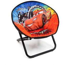Delta krzesło składane dla dzieci cars auta