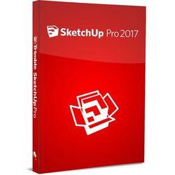 Sketchup Pro 2017 PL Win BOX - subskrypcja 3 lata