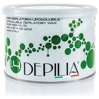 Depilia delikatny wosk Aloe Vera - aloesowy 400ml