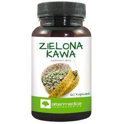 Zielona kawa standaryzowany ekstrakt 800mg 60 kaps. (Tabletki na odchudzanie)