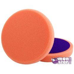 Monster Shine - Pad polerski średni pomarańczowy 135mm Polishing Pad - produkt z kategorii- Pasty polerskie