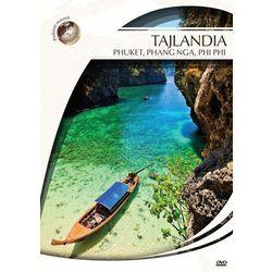 DVD Podróże Marzeń Tajlandia Phuket, Phang Nga, Phiphi z kategorii Filmy przygodowe