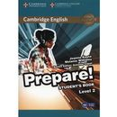 Cambridge English Prepare! 2 Student's Book - Wysyłka od 4,99 - porównuj ceny z wysyłką, Cambridge University Press