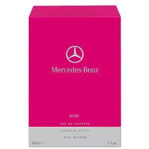 Mercedes-benz mercedes-benz rose 90ml w woda toaletowa (3595471031129)