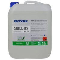 Royal  ro-54g grill-ex 5l preparat do usuwania zapieczonego tłuszczu z piekarników