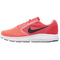 Nike Performance REVOLUTION 3 Obuwie do biegania treningowe hot punch/black/aluminum/white