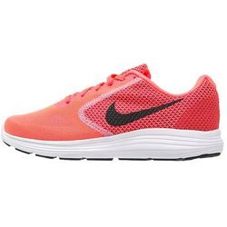 Nike Performance REVOLUTION 3 Obuwie do biegania treningowe hot punch/black/aluminum/white - produkt z kategor