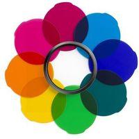 Manfrotto Lumie Zestaw filtrów Multicolour, MLFILTERCOL