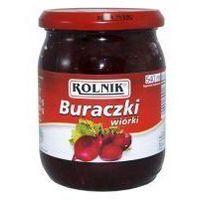 Buraczki wiórki 540 ml Rolnik (5900919016558)