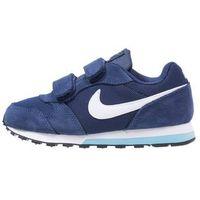 Nike Sportswear MD RUNNER 2 Tenisówki i Trampki binary blue/white/vivid sky/black