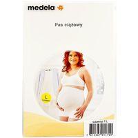 0825 l ciążowy pas podtrzymujący czarny | darmowa dostawa od 150 zł!, marki Medela