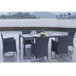 Zestaw mebli stołowych CAPITALE, marki Bello Giardino do zakupu w GrillCenter.com.pl
